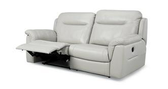 Bourne 3-zitter handbediende recliner
