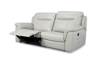 3 Seater Manual Recliner Brooke