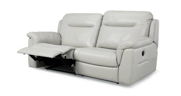 Bourne 3 Seater Manual Recliner