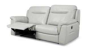 Bourne 3-zits elektrische recliner