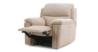 Bowden Manual Recliner Chair
