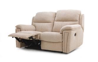 2 Seater Manual Recliner Benedict
