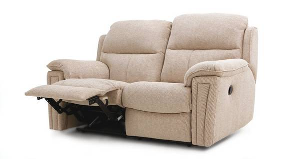 Bowden 2 Seater Manual Recliner