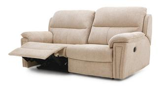 Bowden 3 Seater Manual Recliner