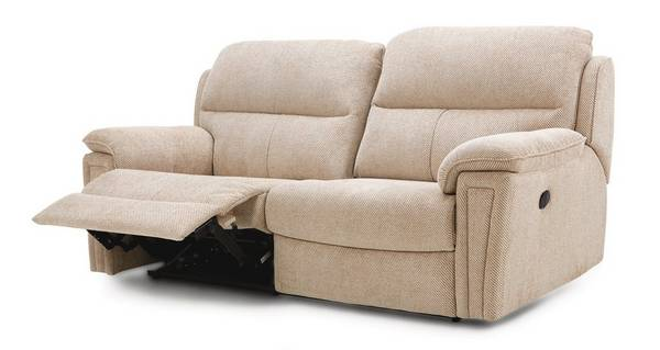 Bowden 3 Seater Electric Recliner