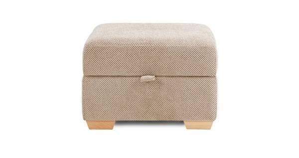 Bowden Storage Footstool