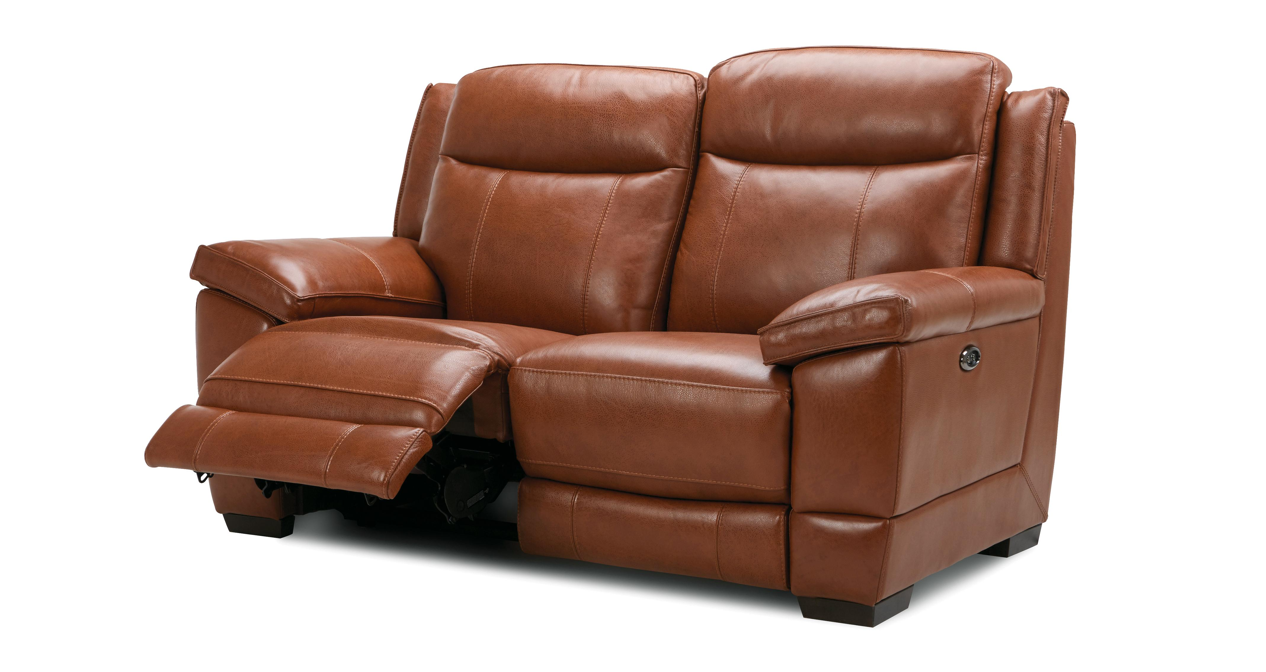Braxton Clearance 3 Amp 2 Seater Power Recliners Power