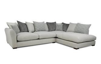 Pillow Back Left Hand Facing Arm Large Corner Group