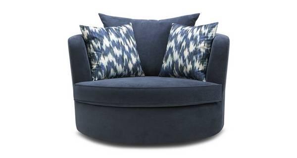 Bren Large Swivel Chair
