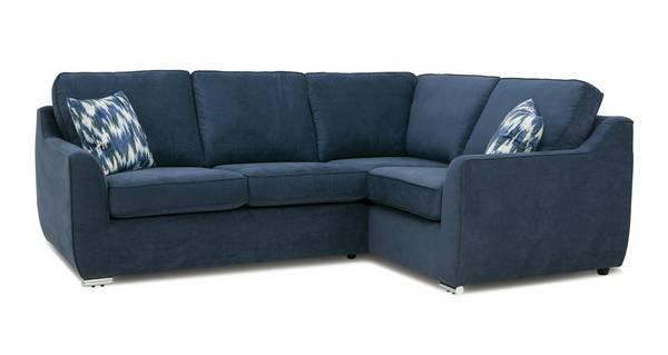 Bren Left Hand Facing 2 Seater Corner Sofa