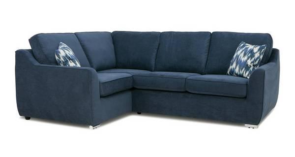 Bren Right Hand Facing 2 Seater Corner Sofa