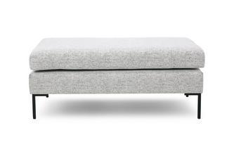 Plain Top Bench Footstool