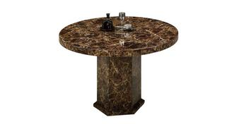 Brisbane Circular Dining Table