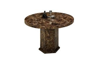 Circular Dining Table Brisbane Marble