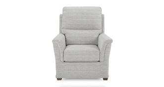 Bronte Fabric B Fauteuil