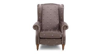 Bronte Bird Wing Chair