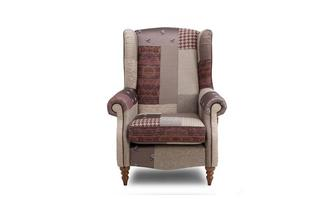 Patch Wing Chair Bronte Patch