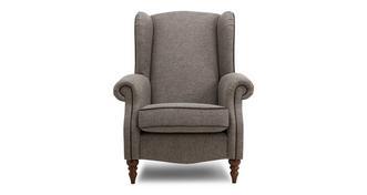 Bronte Plain Wing Chair