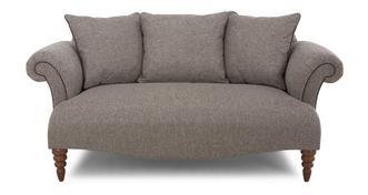Bronte Plain Midi Sofa