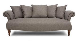 Bronte Plain Maxi Sofa