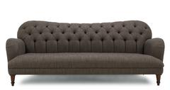 Burford Traditional Fabric Sofa
