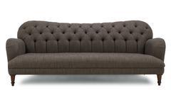 Burford Traditional Fabric Sofa