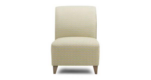 Burlington Gedessineerd Accent fauteuil