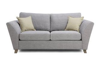 Large 2 Seater Formal Back Sofa