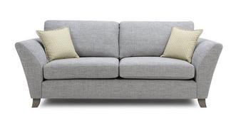 Burlington 3 Seater Formal Back Sofa