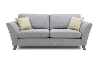 3 Seater Formal Back Sofa
