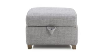 Burlington Storage Footstool