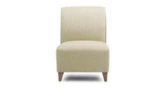 Burlington Clearance Pattern Accent Chair