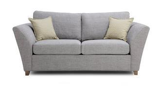Burlington Clearance Large 2 Seater Formal Back Sofa Bed