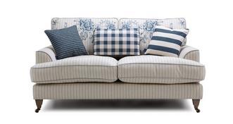 Burnham Stripe 2 Seater Sofa