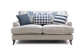Stripe 2 Seater Sofa Burnham Stripe