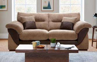 Burton Large 2 Seater Sofa Bed Samson