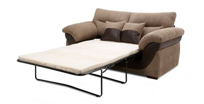 Burton Clearance: Large 2 Seater Sofa Bed Part 94