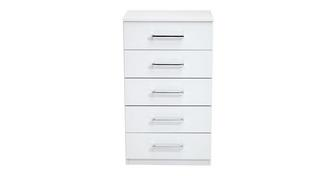 Buzz 5 Drawer Chest