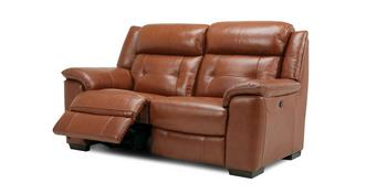 Byron 2 Seater Manual Recliner