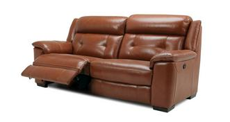 Byron 3 Seater Manual Recliner