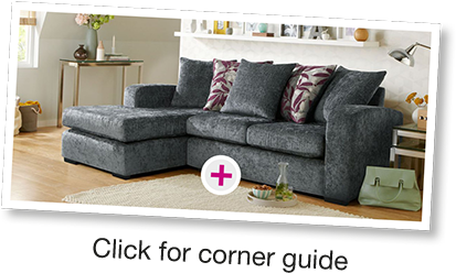 Measuring your sofa buyer guide | DFS | DFS