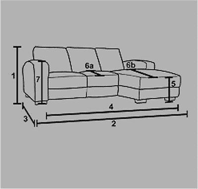 modular sofas icon