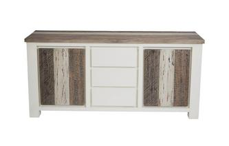 Cabrilo Sideboard with 2 Doors & 3 Drawers Cabrilo
