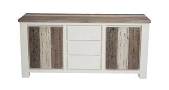 Cabrilo Sideboard with 2 Doors & 3 Drawers