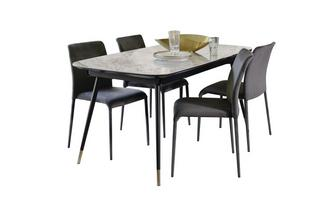 6-8 Seater Dining Table & 4 Chairs