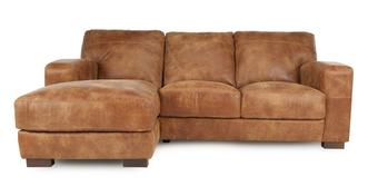 Caesar Left Hand Facing Chaise End Sofa