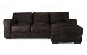 Caesar Right Hand Facing Chaise End Sofa Outback