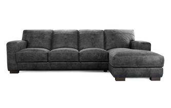 Caesar Large Right Hand Facing Chaise End Sofa Outback