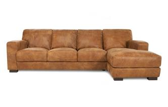 Large Right Hand Facing Chaise End Sofa Outback