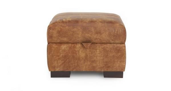 Caesar Storage Footstool